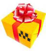 Подарочные сертификаты - на поездки в такси!